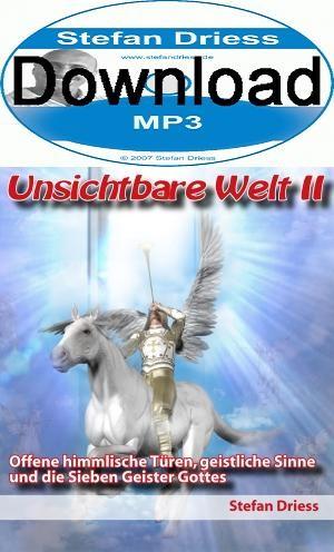 Die Unsichtbare Welt Teil 2 - Audio CDs