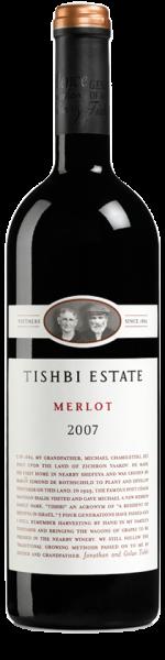 Tishbi Wein Estate Merlot