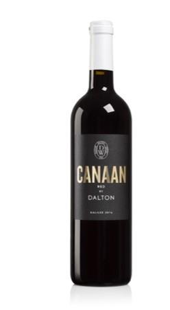 Dalton Wein Canaan Rotwein Canaan red