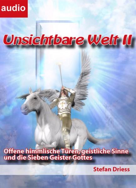 Die Unsichtbare Welt II - Mp3 CD