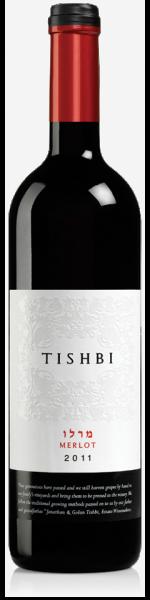 Tishbi Merlot