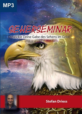 Seherseminar - Stefan Driess - Mp3 CD