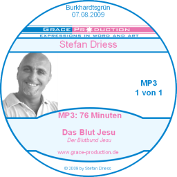 Das Blut Jesu -MP3-Download