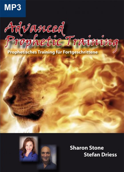 Advanced Prophetic Training - Sharon Stone + Stefan Driess - Mp3 Download-Copy-Copy