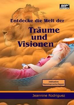Entdecke die Welt der Träume und Visionen - Mp3 CD