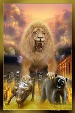 "Poster A2 ""Lion of Judah - Market"" James Nesbit"