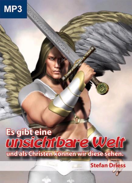 Die Unsichtbare Welt / Teil 1-3 / Mp3 CD
